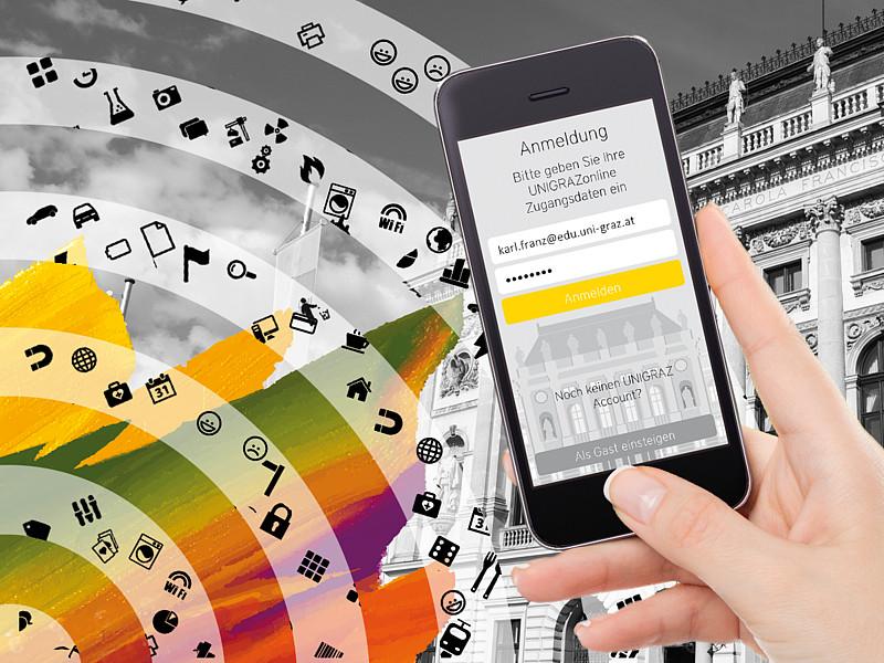Unigrazmobile Die Offizielle App Der Uni Graz Libelle