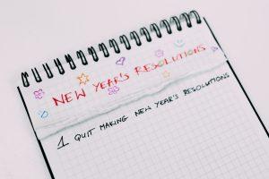 10 Neujahrsvorsätze, die niemand einhält