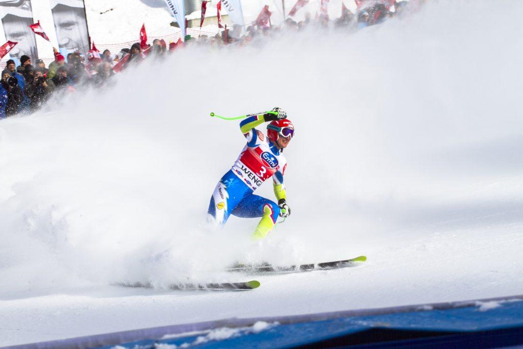 Skiing Olympia Graz