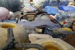 Ozeane ertrinken im Plastikmüll